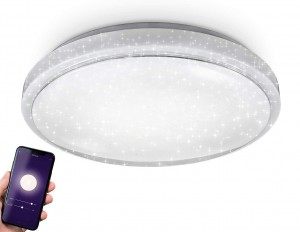 PLAFON LED 24W - SMART WIFI - SALON - KUCHNIA - 1190